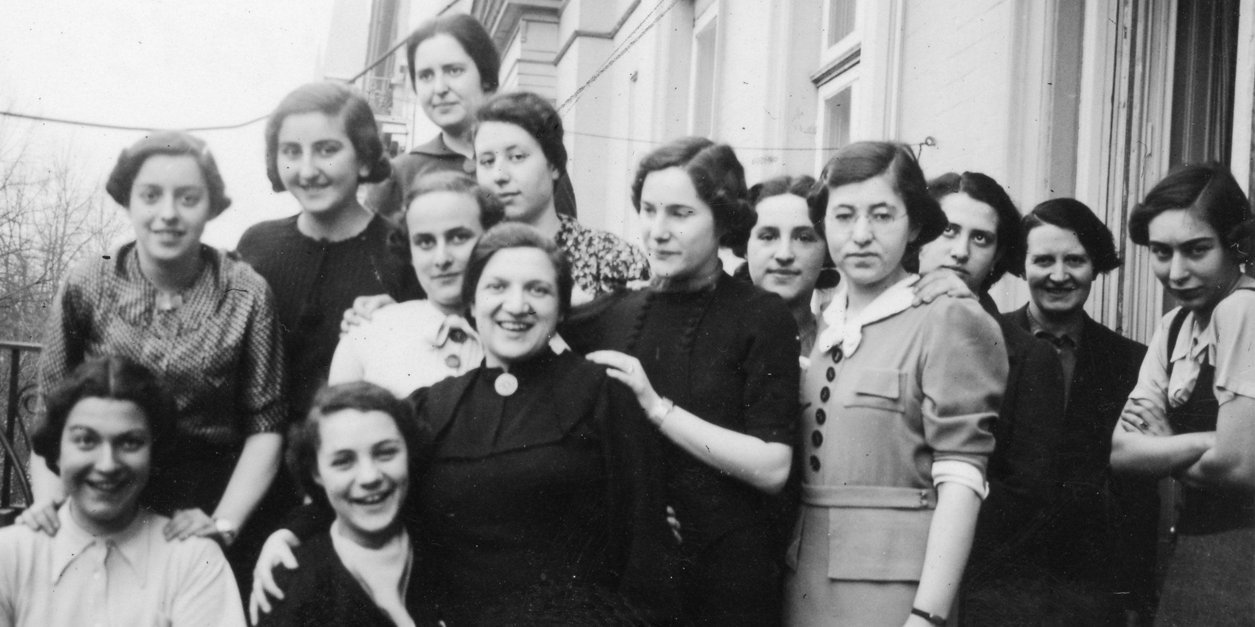 Katholischer Junge datiert jüdisches Mädchen