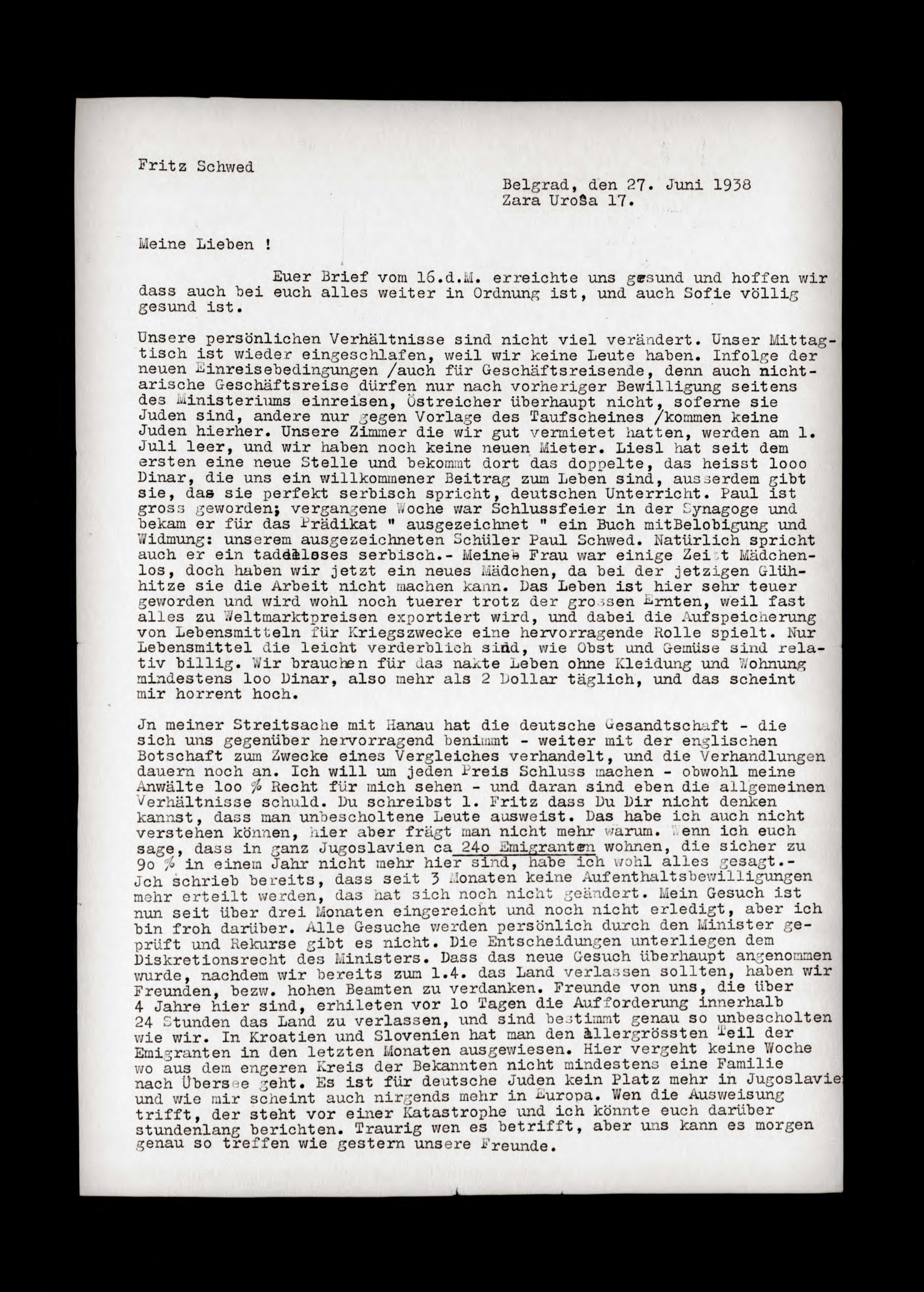 1938projekt Ausweisung Binnen 24 Stunden