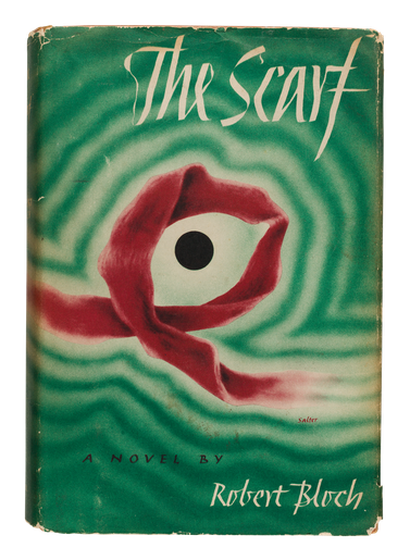 The Scarf, 1947, cover designed by George Salter