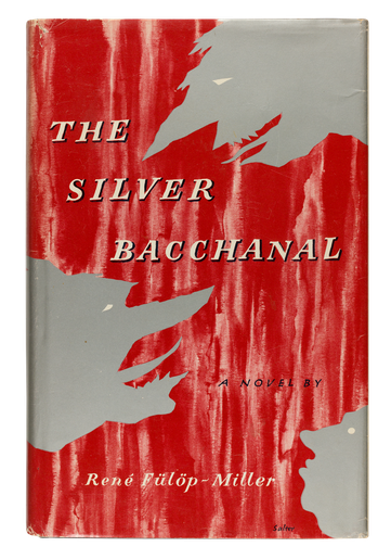 The Silver Bacchanal, 1960, cover designed by George Salter