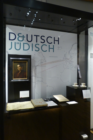 Deutsch & Jüdisch - Exhibition at the German Emigration Center