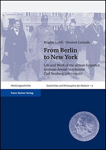 Carl Neuberg Biography English