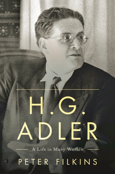 Hugo Adler Book by Peter Filkins