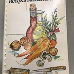"The Sisterhood of Congregation Habonim, New York. ""Recipes Remembered : German-Jewish Specialties"""