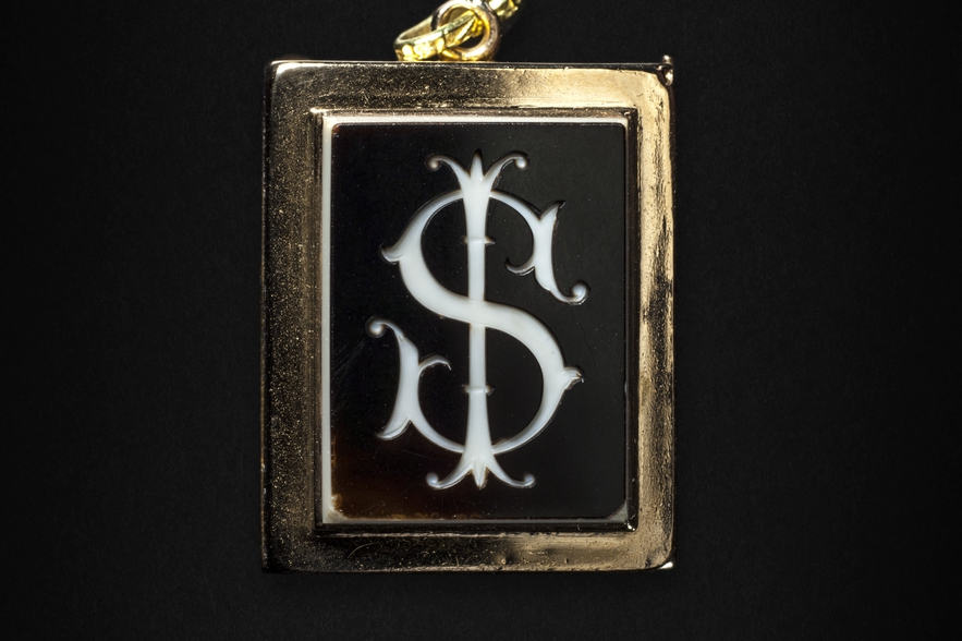 Isidor Straus's Locket