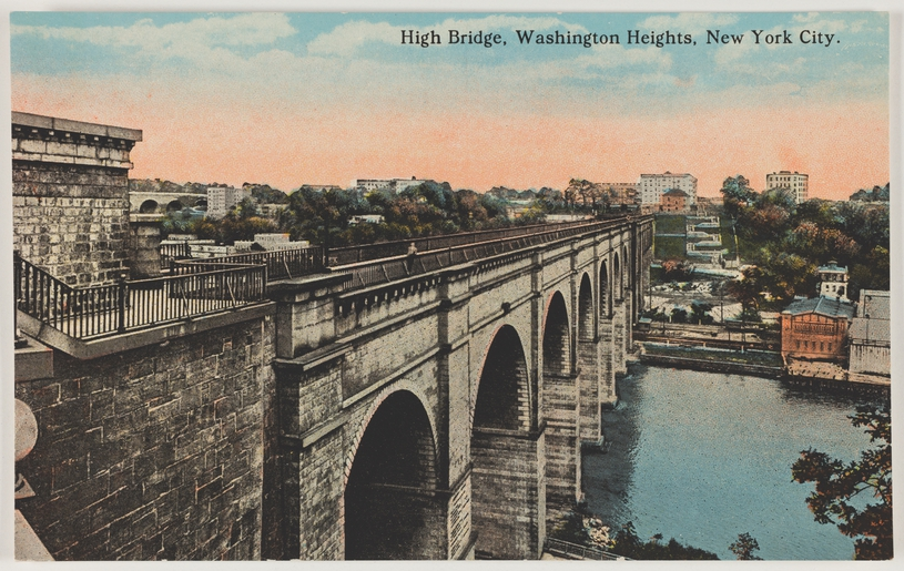 Washington Heights, High Bridge
