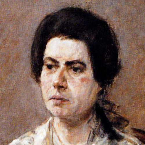 Julie Elias by Max Liebermann, 1914