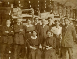 Employees of the Oppenheimer Textile business.JPG