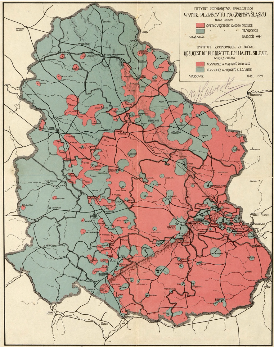 1921 Plebiscite Results Map- Upper Silesia.png