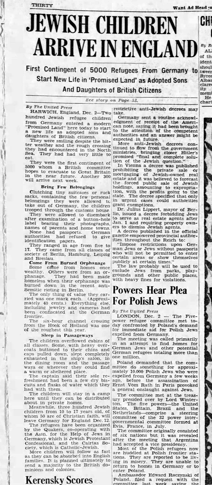 The_Pittsburgh_Press_Fri__Dec_2__1938_-Kindertransport-article.jpg