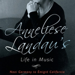 Anneliese Landau's Life in Music – Book Cover