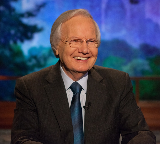 Bill Moyers, by Dale Robbins
