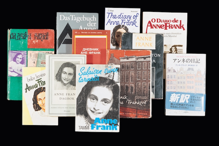 The Diary of Anne Frank in Translation