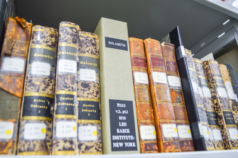 The Library's periodicals collection