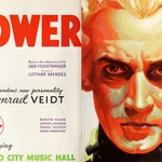 Power / Jew Suess Poster with Conrad Veidt