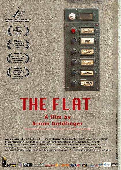 """The Flat"" Film Poster"